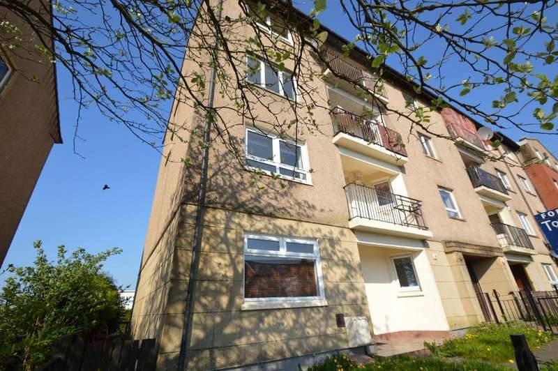 4 Bedrooms Flat for sale in Craigpark Street, Clydebank, Glasgow, G81 5BS