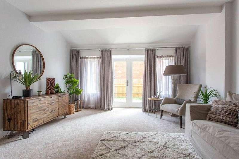 4 Bedrooms Semi Detached House for sale in Chapel Street, Marlow, Buckinghamshire, SL7