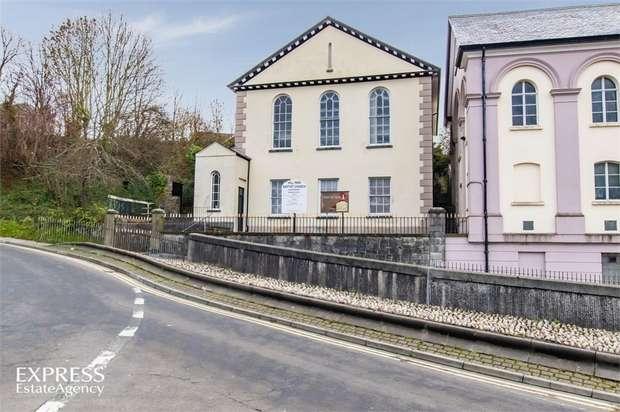 3 Bedrooms Detached House for sale in Prendergast, Haverfordwest, Pembrokeshire