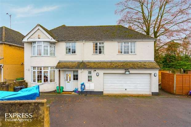 4 Bedrooms Detached House for sale in Folly Lane, Stroud, Gloucestershire