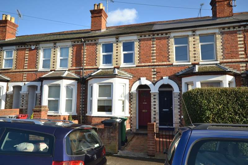 3 Bedrooms Terraced House for sale in St Johns Road, Caversham, Reading