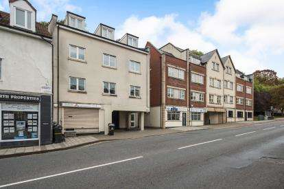 2 Bedrooms Flat for sale in Church Road, St George, Bristol, South Gloucestershire