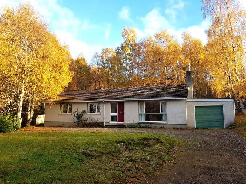 4 Bedrooms Bungalow for sale in By Kingussie, PH21 1NT