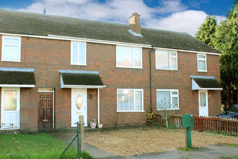 3 Bedrooms Terraced House for sale in Hillary Rise, Arlesey, SG15