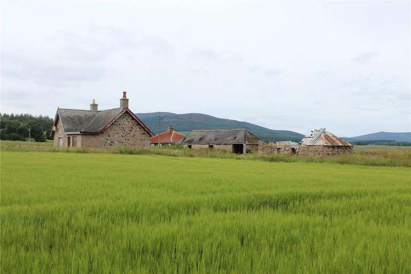 Land Commercial for sale in Upper Coullie, Blairdaff, Inverurie, Aberdeenshire