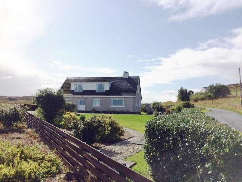 6 Bedrooms Detached House for sale in 10A Kildonan, Edinbane, Isle of Skye IV51