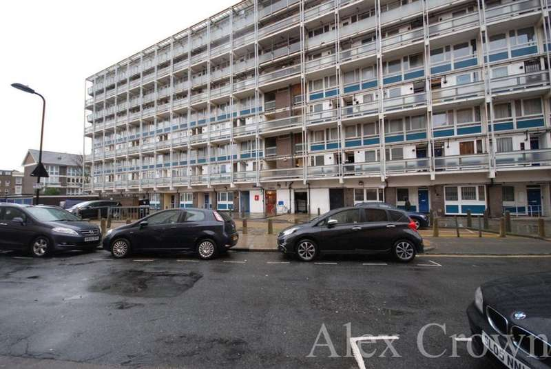 2 Bedrooms Flat for sale in Gilby House, Berger Road, Hackney