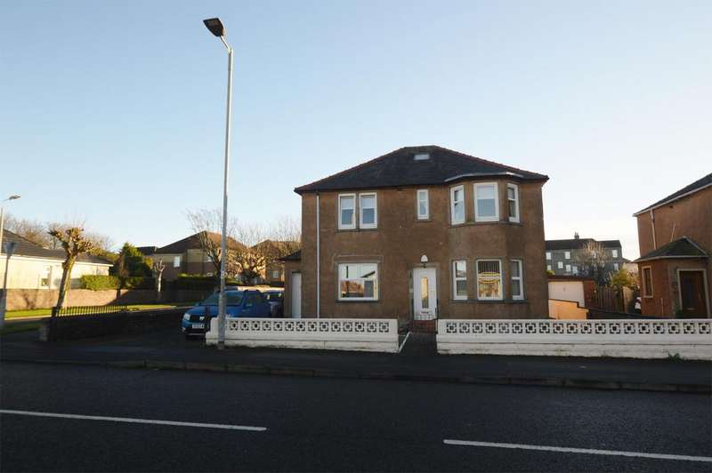 3 Bedrooms Flat for sale in 71 Sharphill Road, SALTCOATS, KA21 5NW