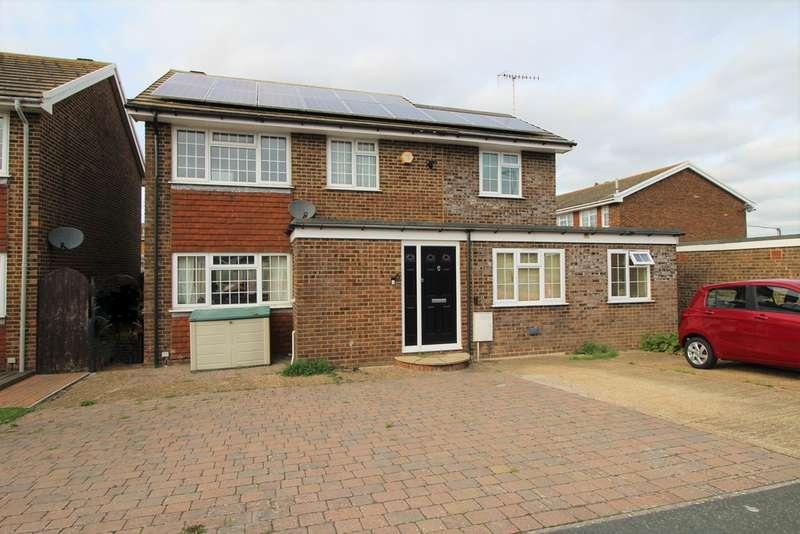 5 Bedrooms Detached House for sale in Stevenson Close, Eastbourne