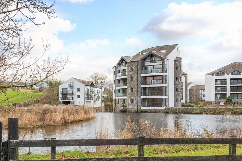 3 Bedrooms Apartment Flat for sale in 5 Falcon Crag, Cowan Head, Kendal, LA8 9HL