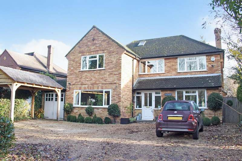 5 Bedrooms Detached House for sale in 2 Altwood Drive, Maidenhead SL6