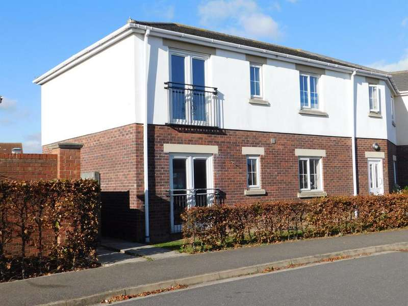 2 Bedrooms Ground Flat for sale in Beacon Park Drive, Skegness, PE25 1GE