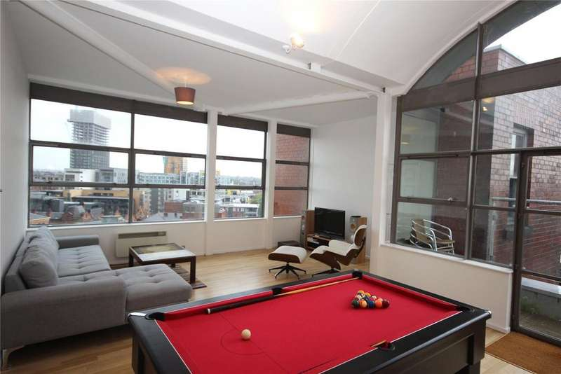 3 Bedrooms Flat for sale in Church Street, Manchester, M4