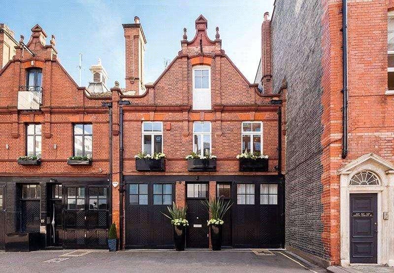 4 Bedrooms Terraced House for sale in Adams Row, London, W1K