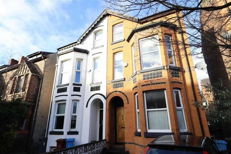4 Bedrooms Semi Detached House for sale in Warwick Road, Chorlton, Manchester, M21