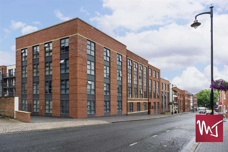 2 Bedrooms Apartment Flat for sale in Metalworks, Warstone Lane, Birmingham