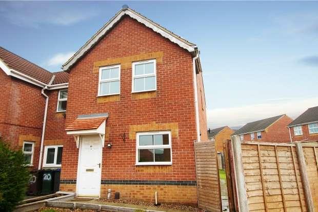 3 Bedrooms Semi Detached House for sale in Brafferton Arbor, Bradford, West Yorkshire, BD6 3LD