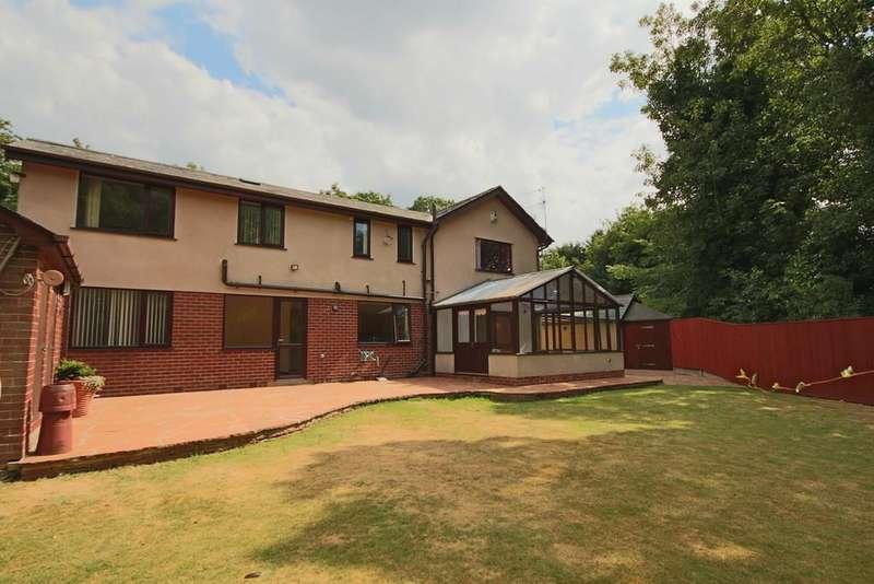 4 Bedrooms Detached House for sale in Stanley Grove, Penwortham