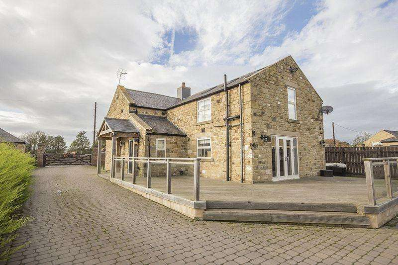 3 Bedrooms Detached House for sale in Arcot Grange, Cramlington