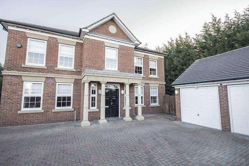 5 Bedrooms Detached House for sale in Aylesford Mews, Sunderland
