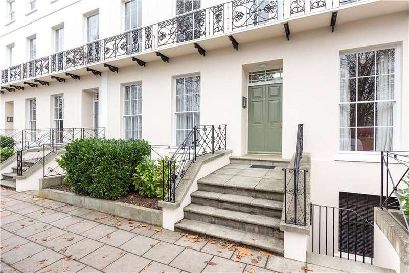 2 Bedrooms Flat for sale in Montpellier Spa Road, Cheltenham, Gloucestershire, GL50