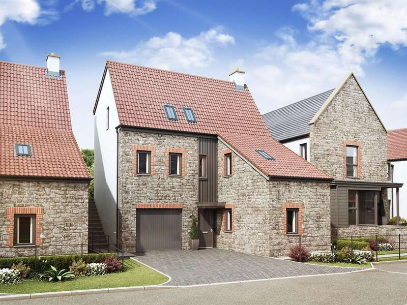 4 Bedrooms Detached House for sale in Sixpenny Wood, Drovers Way, Chipping Sodbury, BS37 6FB