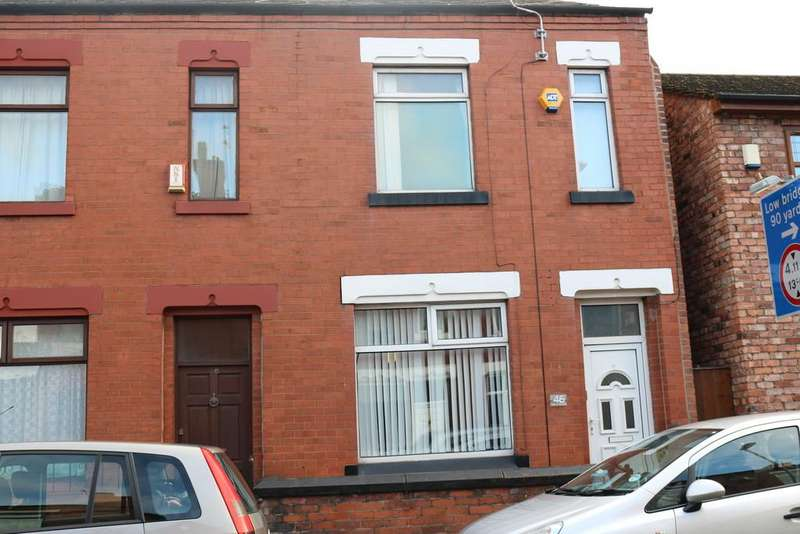 2 Bedrooms Terraced House for sale in Old Road Failsworth