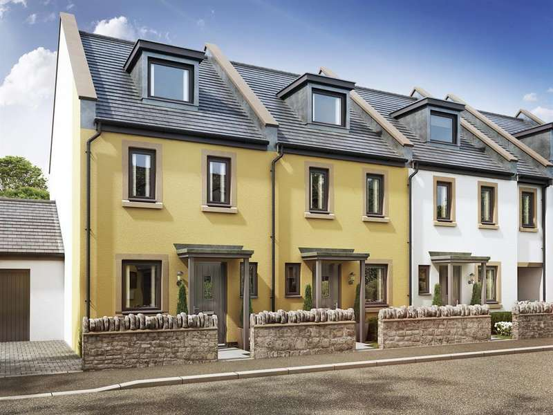 3 Bedrooms Town House for sale in Sixpenny Wood, Drovers Way, Chipping Sodbury