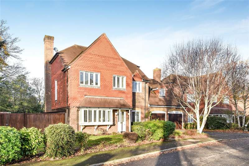 6 Bedrooms Detached House for sale in Iver Lodge, Bangors Road South, Iver, Buckinghamshire, SL0