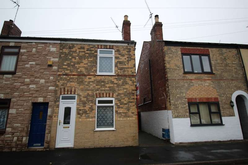 2 Bedrooms Property for sale in Arkwright Street, Gainsborough, DN21