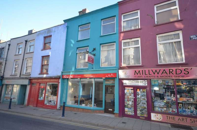 5 Bedrooms Terraced House for sale in Pier Street, Aberystwyth