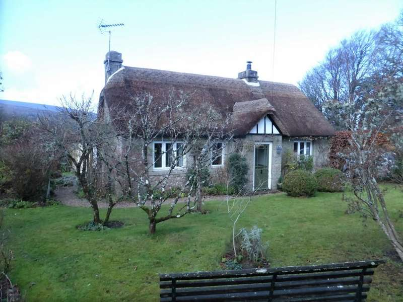 2 Bedrooms Cottage House for sale in Throwleigh, Okehampton