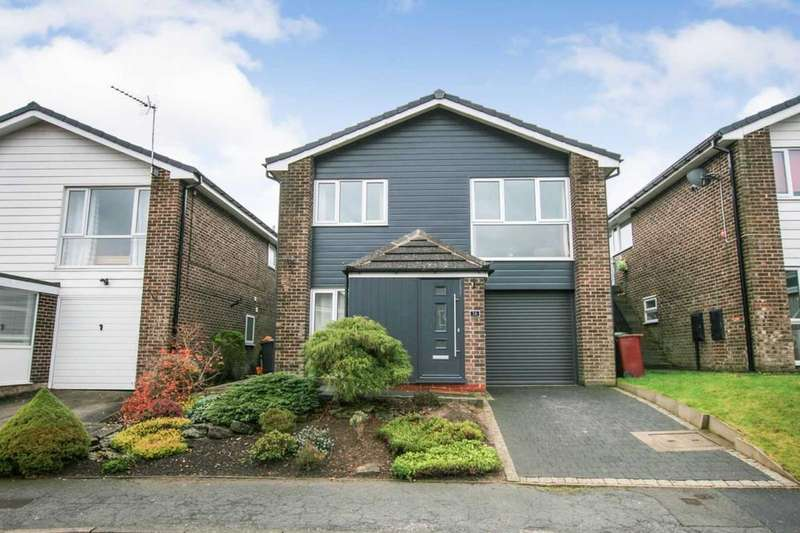3 Bedrooms Detached House for sale in Rothay Close, Dronfield Woodhouse, Derbyshire S18 8PR