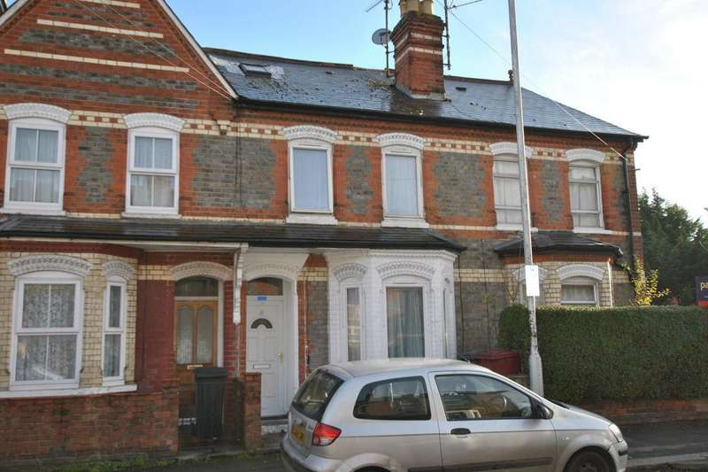4 Bedrooms Terraced House for sale in Beresford Road, Reading