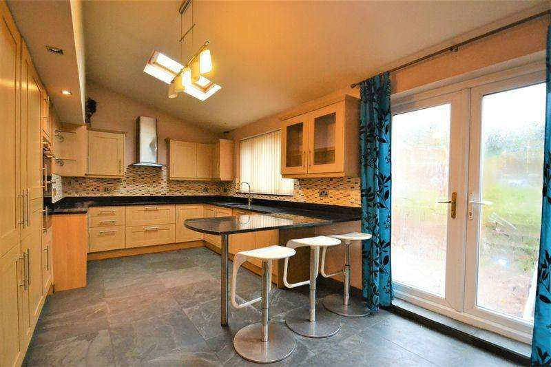 3 Bedrooms Semi Detached House for sale in Broomhall Road, Swinton, Manchester
