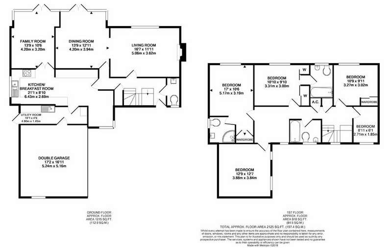 5 Bedrooms Detached House for sale in Chamomile Gardens, Farnborough
