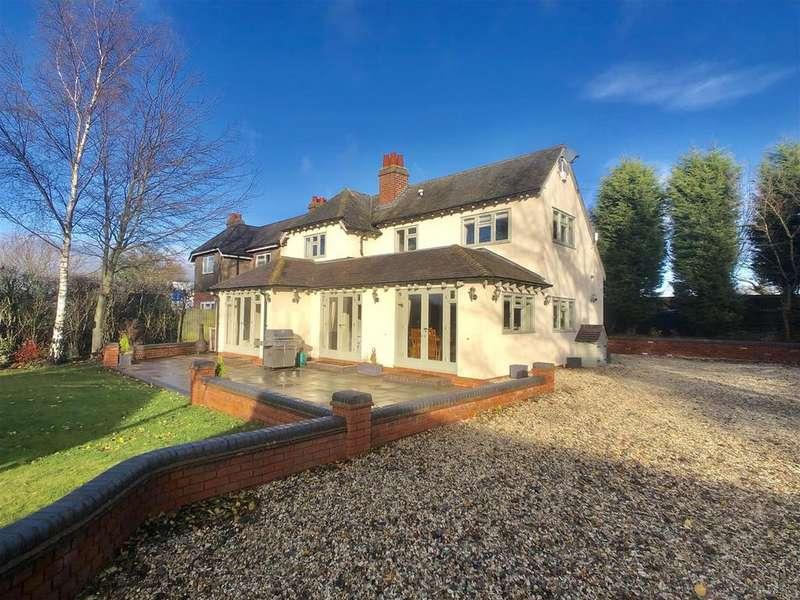 3 Bedrooms Semi Detached House for sale in Watling Street, Weeford, Lichfield