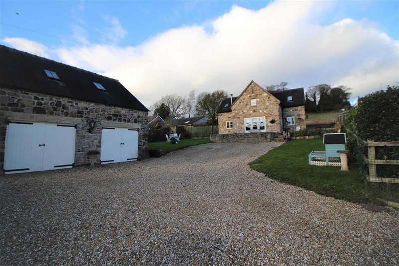 3 Bedrooms Detached House for sale in Longwalls Lane, Blackbrook, Derbyshire