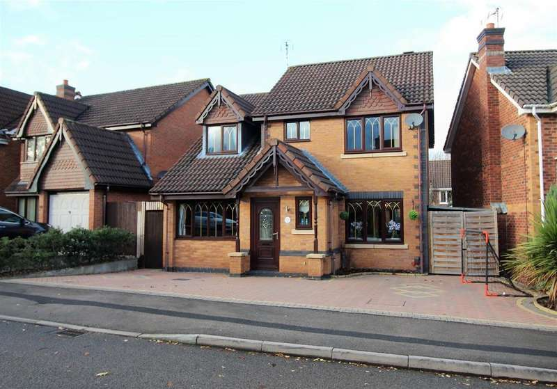 4 Bedrooms House for sale in 4 Bed property for sale on The Sycamores, Bedworth