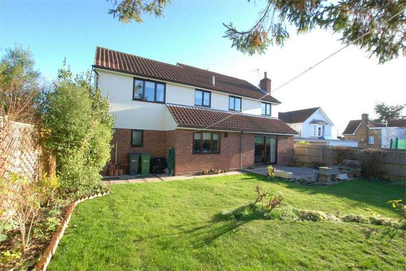 4 Bedrooms Detached House for sale in Pebmarsh Road, Colne Engaine, Essex