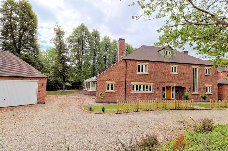 5 Bedrooms Detached House for sale in Bath Lane, Moira