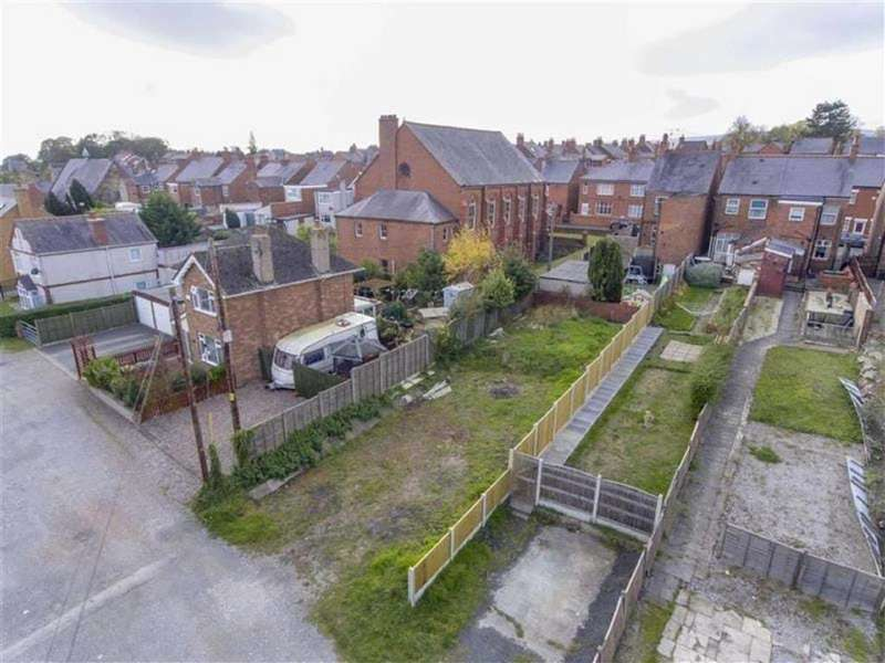 Land Commercial for sale in Land Off Duke Street, Wrexham