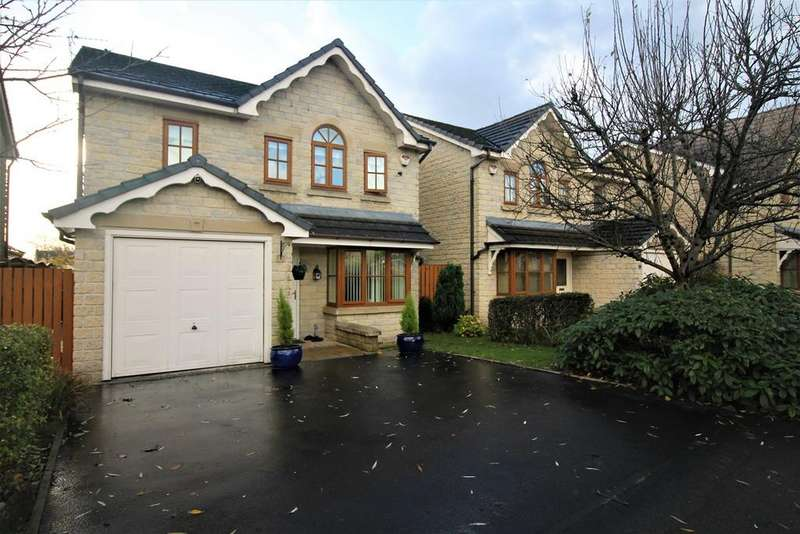 3 Bedrooms Detached House for sale in Perendale Rise, Bolton, BL1