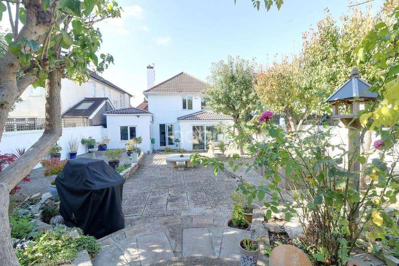 3 Bedrooms Detached House for sale in Stoke Lane, Westbury-on-Trym, BS9