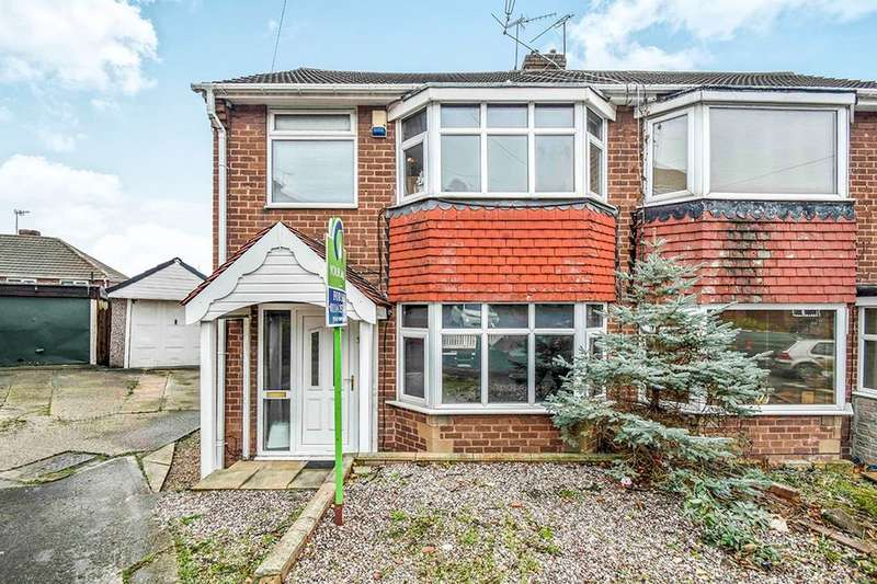 3 Bedrooms Semi Detached House for sale in Jenkin Close, Sheffield, S9