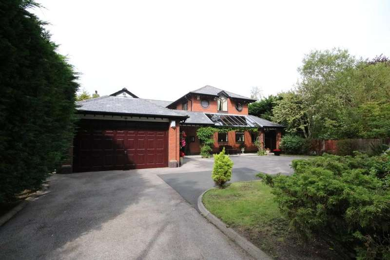 5 Bedrooms Detached House for sale in Victoria Road, Freshfield, Liverpool L37