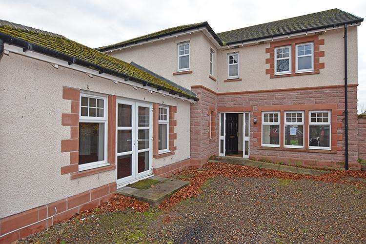 4 Bedrooms Detached House for sale in 3 Denhead Brae, Coupar Angus, Blairgowrie PH13 9FG
