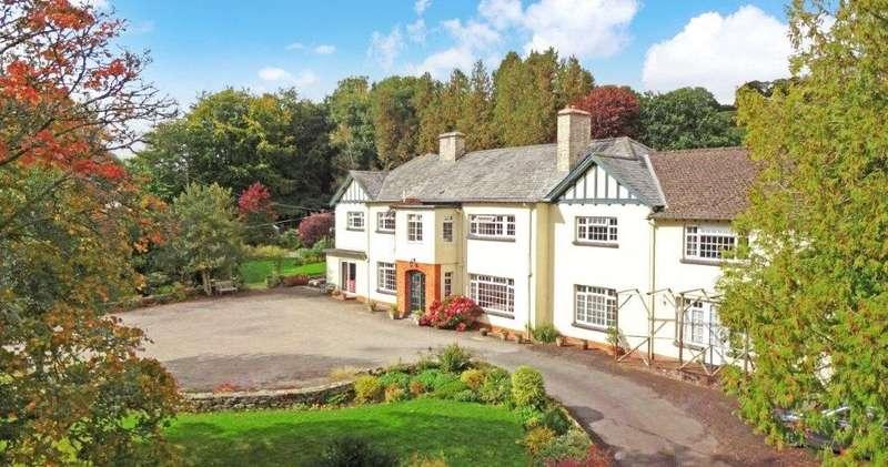 7 Bedrooms Detached House for sale in Brushford, Dulverton
