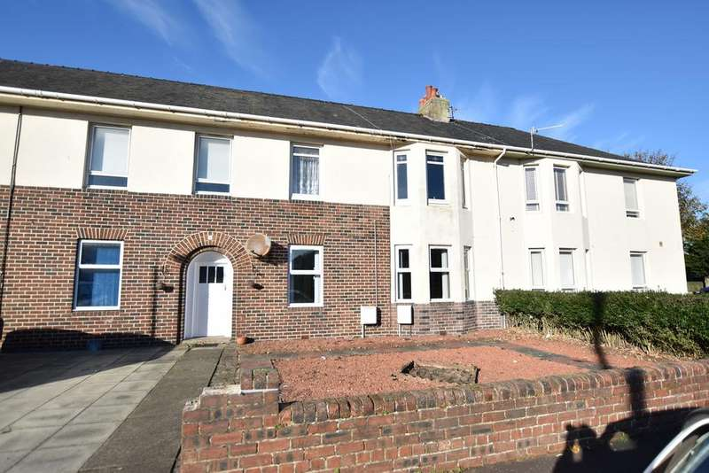 2 Bedrooms Ground Flat for sale in 6B White Street, Ayr, Ka8 9bw