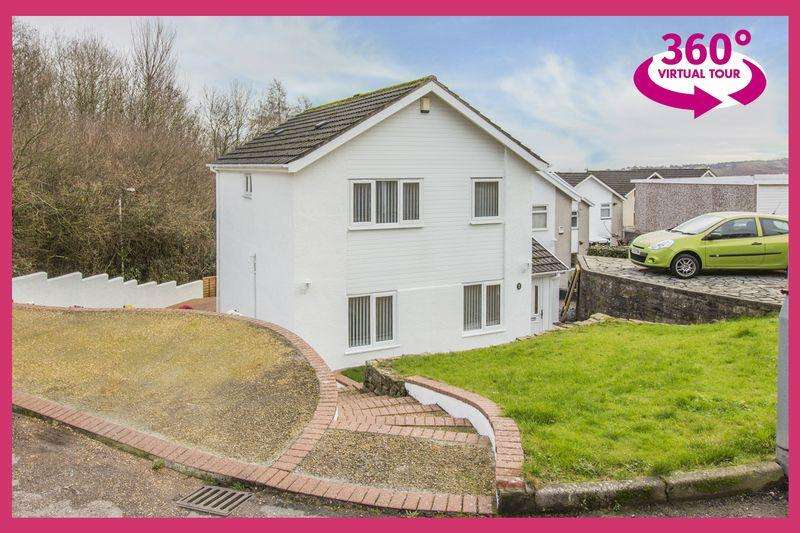 4 Bedrooms Detached House for sale in The Links, Pontypool - REF# 00005772 -View 360 Tour at http://bit.ly/2QpKK2k